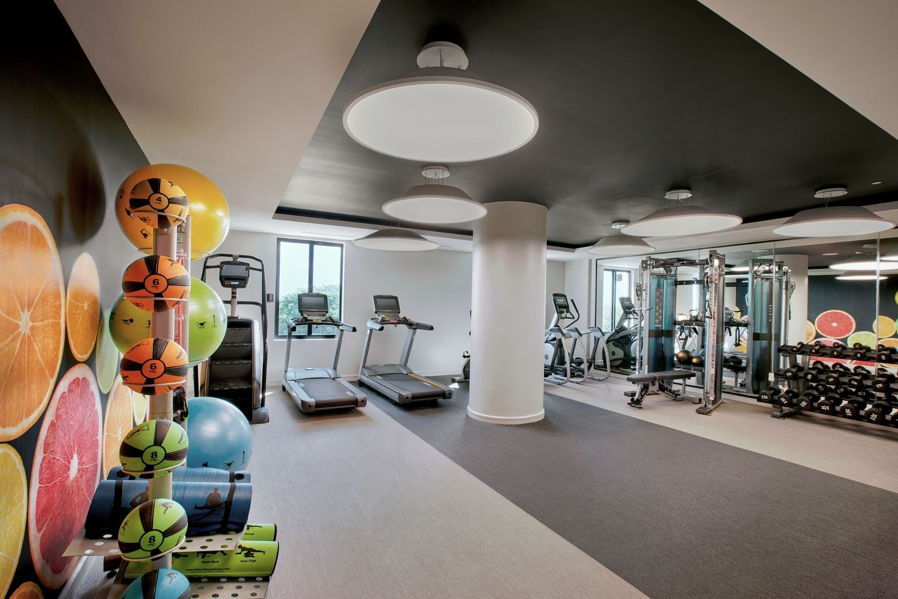 fitness center in coral gables