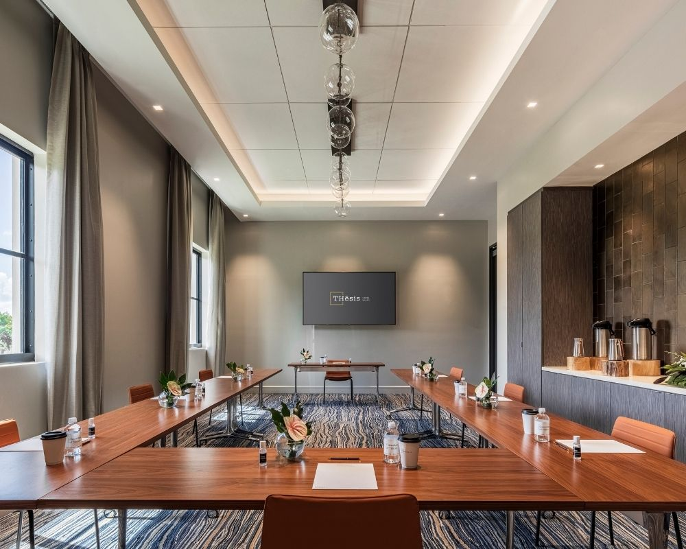 meeting room in coral gables